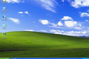 Windows XP SP3 纯净版